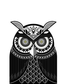 'Bubo the Owl' by Danny Schlitz