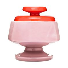 POP Sugar Bowl Pink  by Sagaform