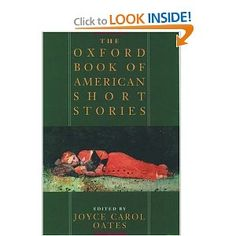 The Oxford Book of American Short Stories (favorite)