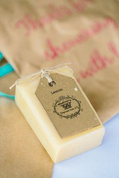 20 ways to package homemade soap