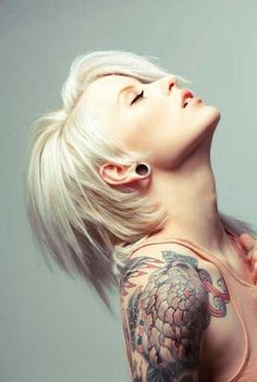 20 quite simple Layered Cuts for Short Hair - The Hairstyler