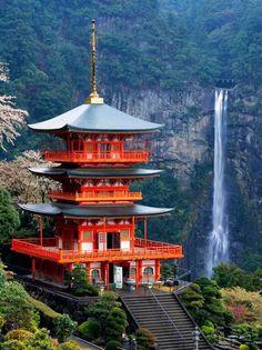Seigantoji, templo en Japón, Patrimonio de la Humanidad.