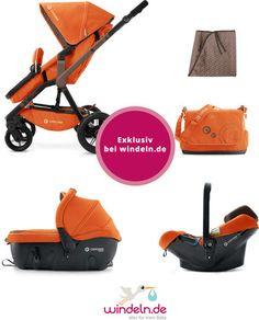 CONCORD Wanderer Travel-Set » Travel-Set Kinderwagen - Jetzt online kaufen | windeln.de