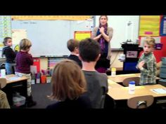 Brain Gym - YouTube - I love this teacher: Rachel Freundlich (Freundlichteaching on youtube - look them all up!)