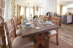 Apex Luxury Lodge Dining Area