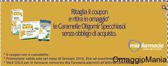 Caramelle omaggio Specchiasol  - http://www.omaggiomania.com/campioni-omaggio/caramelle-omaggio-specchiasol/