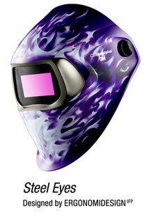 3M Speedglas Womens Welding Helmets - Steel Eyes