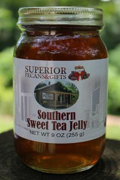 Sweet Tea Jelly - 9 OZ