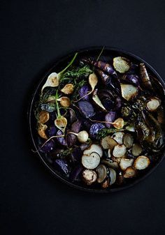 Dinner in the Dark – Unique Food Photography by Vanessa K. Rees