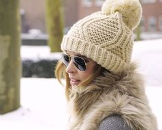 Snapshot: Cozy Winter Style, Perfected. | Blog | The Fix