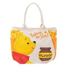 Winnie-the-Pooh Tote Bag