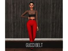 Fifthscreations x elliesimple : gucci belt - the sims 4 down Sims 4 Cc Skin, Sims Cc, Sims 4 Cc Kids Clothing, Sims 4 Cc Shoes, Sims Four, The Sims 4 Download, Sims 4 Cc Finds, The Sims4, Sims 4 Mods