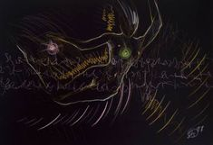 "Saatchi Art Artist Sylvia C Sosnovska Artist; Drawing, ""Translation"" #art"