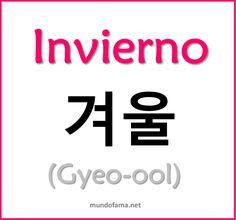 Invierno: gyeo-ool