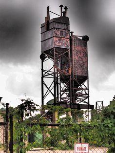 Industrial building, Decatur, Illinois
