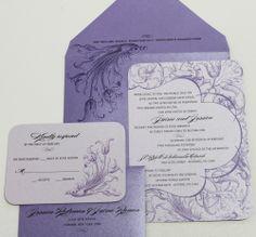 Lovely invitation from Marsupial Invitations. http://www.shop.marsupialonline.com/