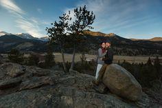 Rocky Mountain National Park Elopement