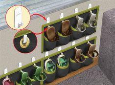 50 best camper storage hacks ideas for caravans . - 50 Best Camper Storage Hacks Ideas For Caravans - Cool Campers, Rv Campers, Camper Trailers, Camper Life, Pod Camper, Happy Campers, Rv Trailer, Travel Trailer Storage, Camper Storage