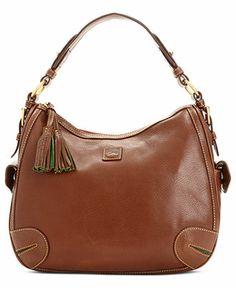 Dooney   Bourke Handbag, Florentine Side Pocket Hobo - Dooney   Bourke -  Handbags   Accessories - My obsession 4ee2604638