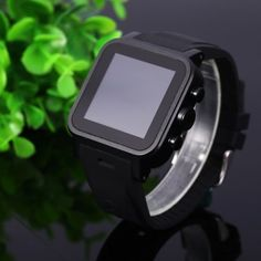 TenFifteen A2 3G Smartwatch Phone – Android 4.4, Dual Core, 512MB RAM, 4GB ROM, Heart Rate Monitor, Pedometer, GPS, WiFi.