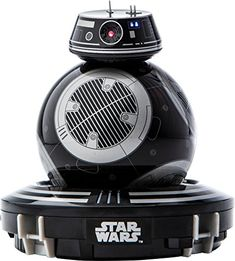 Sphero Star Wars App-Enabled Droid with Trainer for sale online Star Wars Droides, Star Wars Gifts, Star Wars Toys, Sith, Han Solo Hoth, Clone Trooper, Dr Who, Android, Funko Pop