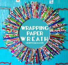 wrappingpaperwreath copy