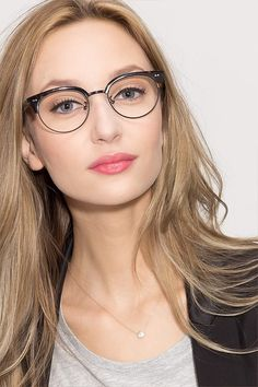 7014c70372 Annabel Tortoise Acetate Eyeglasses from EyeBuyDirect. Discover exceptional  style