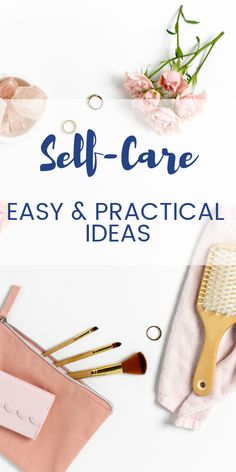 Look at these easy and cheap self care ideas. Want to start paying attention to self care? Trying to boost your mental health wellness? Look at these self care strategies for tips and tricks.