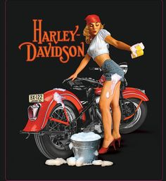 """H-D® in 3-D! These embossed tin signs add a new dimension of attitude to your favorite parking place. 13"""" x 15"""" #HarleyDavidson $14.95"""
