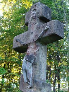 Łemkowskie cmentarze.