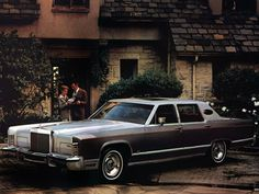 1976 Lincoln Continental Town Car