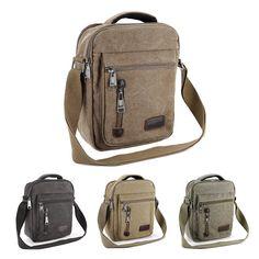 Men's Bags for sale Mens Travel Bag, Travel Bags, Retro Men, Vintage Men, Backpack Bags, Tote Bag, Ebay Shopping, Bags 2018, Vintage Canvas