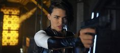 Ruby Rose to clash with Zoie Palmer's Android on Dark Matter