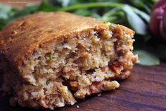 Torta de sardinha com tomate seco Chef Taico, Meatloaf, Blog, Savory Snacks, Recipes, Blogging
