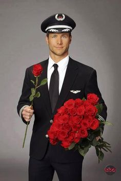 The Bachelor Season 14 Jake Pavelka Happy Birthday Video, Happy Birthday Celebration, Birthday Wishes, Jake Pavelka, Luxury Flowers, Sleepover Party, Hommes Sexy, Men In Uniform, Attractive Men