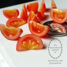 Snowfern Clover - miniature foods 1:12, 1:24 & 1:48 dollhouse scale: SGDC2014, pre-event update!