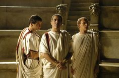 Citizen and Senator Togas from Rome (TV Series)