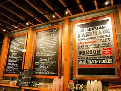 Salt and Straw in Portland, Oregon