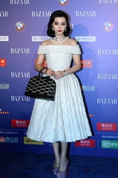 Fan Bingbing at the 2014 'Bazaar Charity Night' in Beijing September 19, 2014