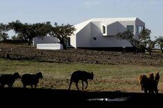 Amareleja Photovoltaic Central / Quadrante Arquitectura | ArchDaily