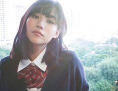 Kawaii Anime Girl, Aesthetic Girl, Ulzzang Girl, Actors & Actresses, Squad, My Girl, Naruto, Idol, Hair Cuts