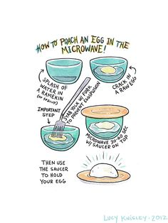 genius! how to poach