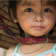 rehahn_photographyTuyet is a little girl from the Thai ethnic group (Northern Vietnam)
