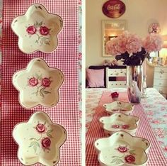 Emma Bridgewater Mary MacCarthy Rose Baker. I would love one.