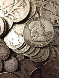 USA SILVER COINS (Pre 1965)