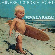 BONNEFOOI (Bruxelas, Bélgica)_CCP Euro Tour / Chinese Cookie Poets (Br, Free Rock, Avantshit, Jazzcore) - Time Out World - Keep up, join in