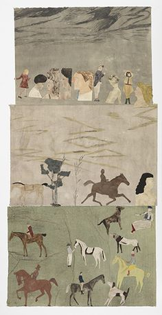 For the insects and the hounds » David Zwirner