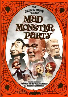 Mad Monster Party. Classic Rankin Bass Halloween special.