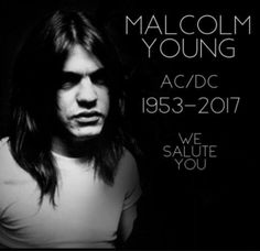 Rock In Peace Malcolm with Bon
