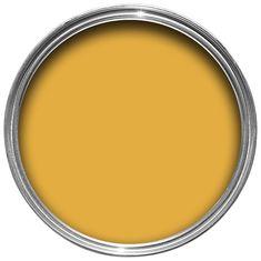 Dulux Kitchen + Honey Mustard Matt Emulsion Paint 2.5L | Departments | DIY at B&Q